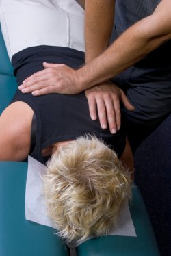 Indianapolis chiropractor provides spinal adjustments and massage
