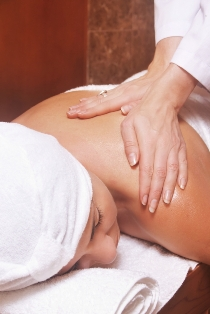 Indianapolis massage therapy in chiropractic center